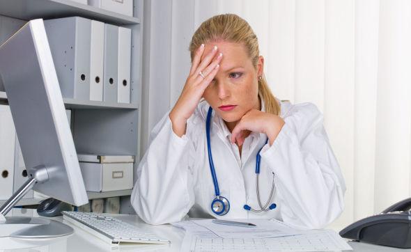 Какая профессиональная болезнь у врачей? (анонс)