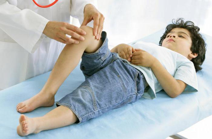 боли суставов у детей