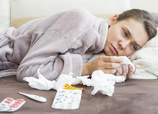 грипп и беременные женщины