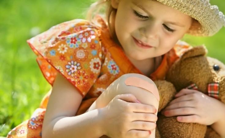 Боли в суставах у детей