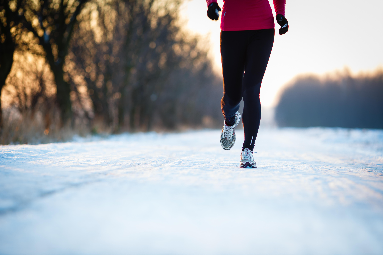 Правила зимнего бега