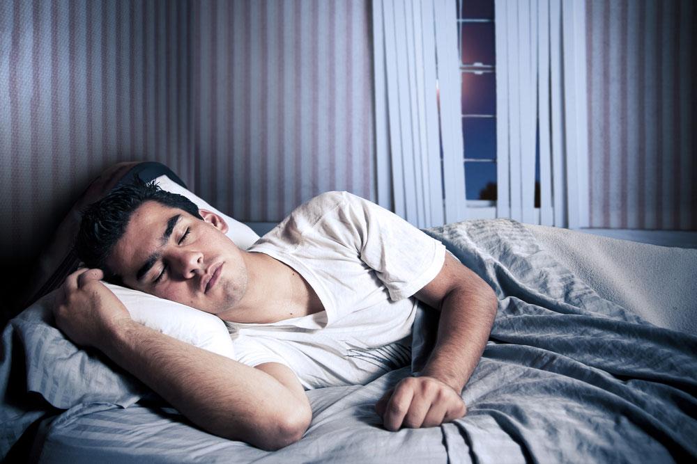 Интересные способы заснуть