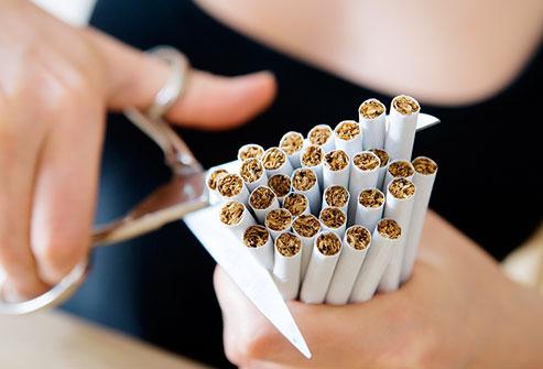 Эффективный способ отказа от курения