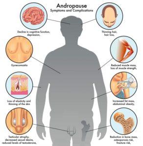 мужской климакс или андропауза
