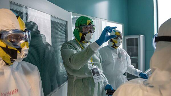 """Хакасия рассчиталась с медиками по """"ковидным"""" выплатам за январь, средства за февраль обещают к концу марта"""