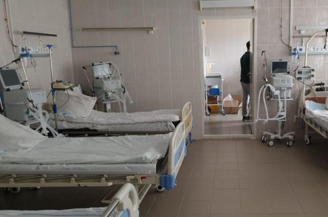 Врачи Томского госпиталя впервые провели лечение онкобольного от COVID-19 на фоне химиотерапии