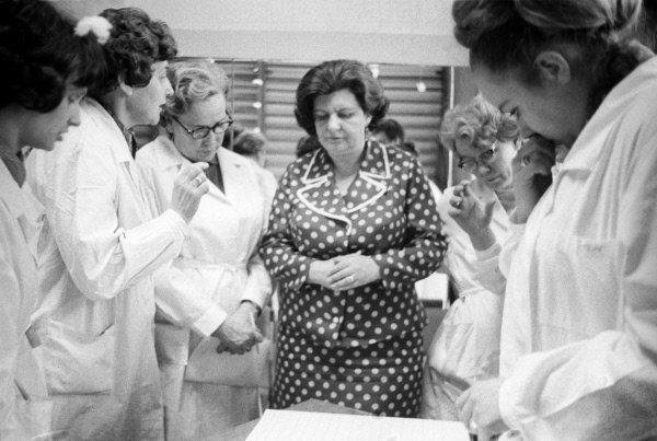 Медицина – женщина мужественная
