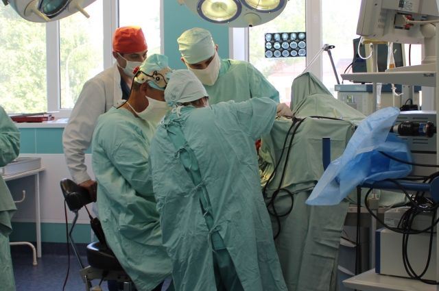 Детские хирурги Самарского областного кардиодиспансера творят чудеса на операционном столе, спасая детям жизни