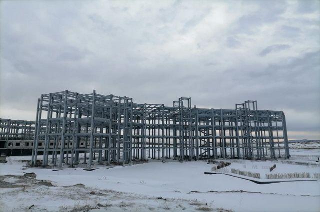 Правительство выделило Камчатке 6,9 млрд рублей на завершение долгостроя краевой больницы