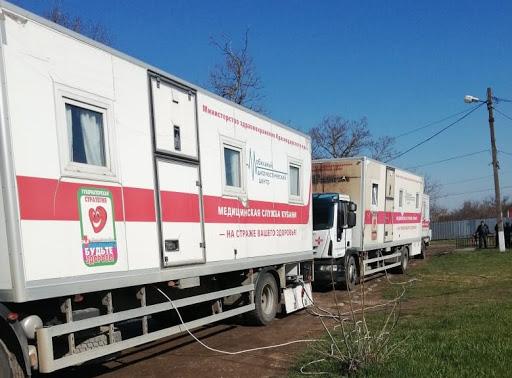 В Краснодарском крае пройдут диспансеризацию более миллиона человек