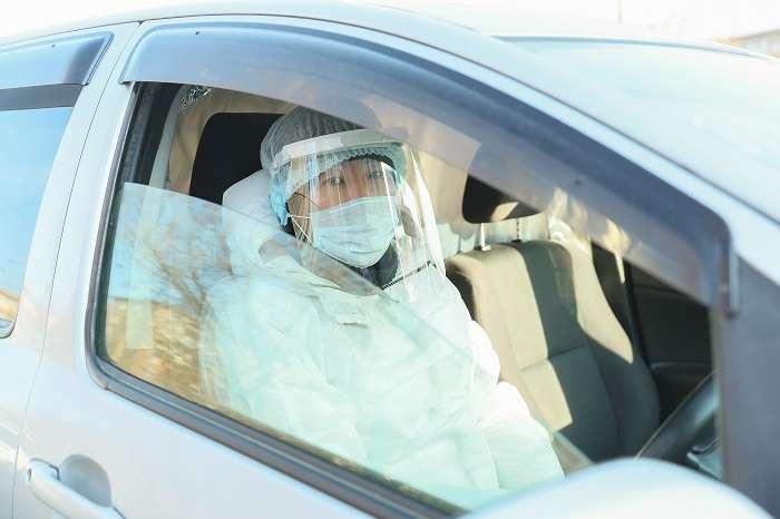 УЛАН-УДЭ: в Бурятии вновь начали свою работу ковидные такси. За первые 4 дня работы они обслужили 142 пациентов. Живой репортаж